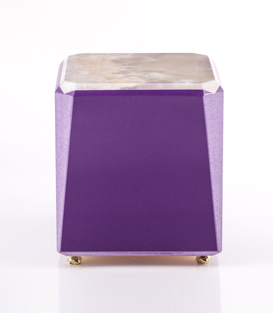 Urna cineraria Violet